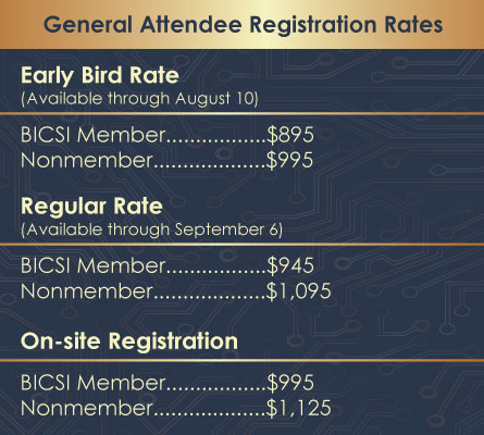 Fall General Registration