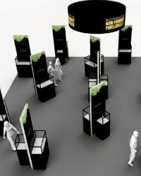 New Product Pavilion Showcase