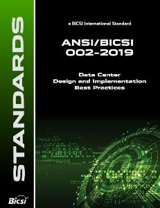 ANSI/BICSI 002-2019